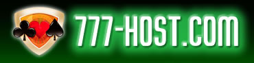 777-Host.Com Unlimited Web Hosting Linux or Windows Including  E-mail, Sub-Domains and DB's